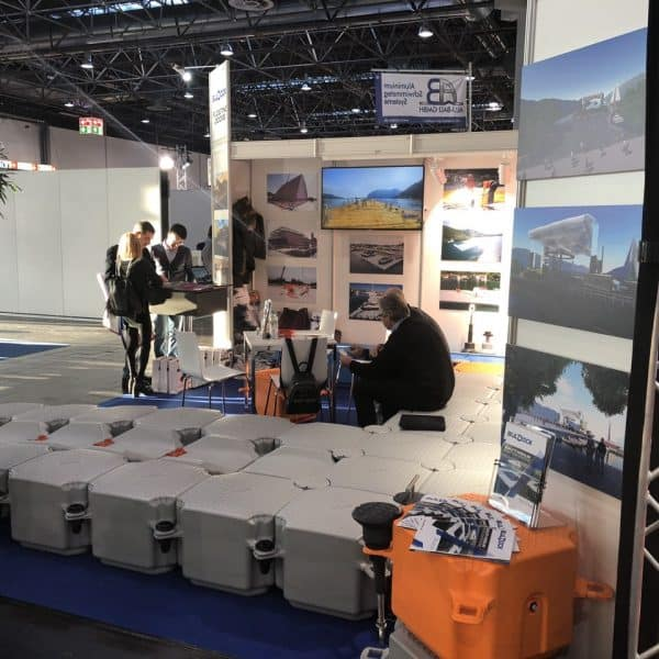 BulDock Ltd. on Boot Düsseldorf 2019