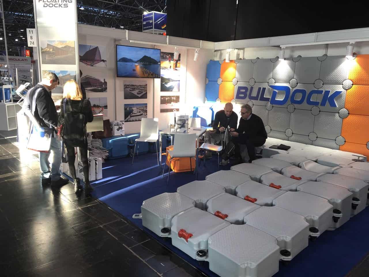 BulDock Ltd. on Boot Düsseldorf 2019